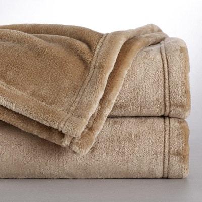 Mild Microfibre Blanket Mild Microfibre Blanket La Redoute Interieurs