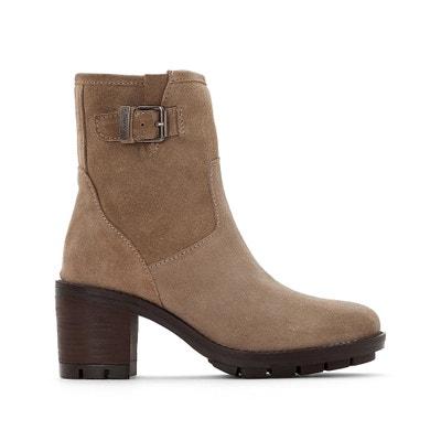 Boots cuir Leona Boots cuir Leona LES TROPEZIENNES PAR M.BELARBI