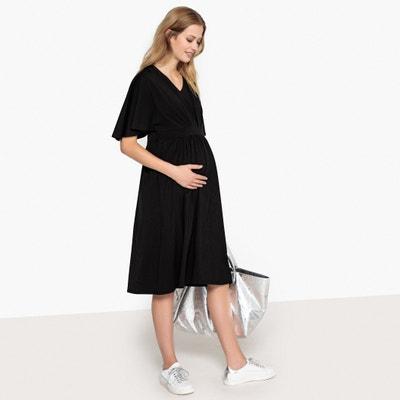 Halflange zwangerschapsjurk Halflange zwangerschapsjurk LA REDOUTE MATERNITE