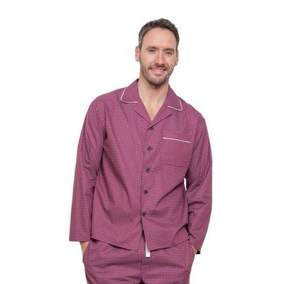 Haut de Pyjama Géométrique AUSTIN Haut de Pyjama Géométrique AUSTIN CYBERJAMMIES
