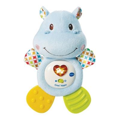 Peluche interactive Croc'hippo VTECH