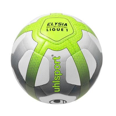 Ballon Uhlsport Ligue 1 Elysia Officiel T.5 Blanc/Jaune Ballon Uhlsport Ligue 1 Elysia Officiel T.5 Blanc/Jaune UHLSPORT
