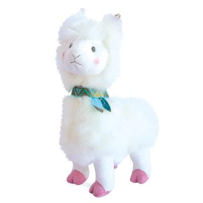 Llama blanca 30 cm HO2798 Llama blanca 30 cm HO2798 HISTOIRE D'OURS