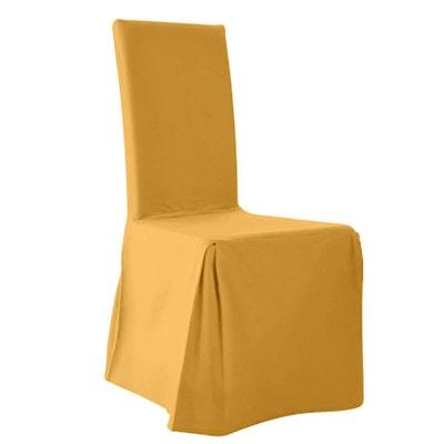 Chaise Tissu Moutarde La Redoute