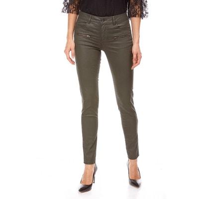 Pantalon taille haute enduit Pantalon taille haute enduit BEST MOUNTAIN 1d4537f7acb6