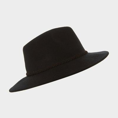 Chapeau fedora avec corde tressée - FELLIE Chapeau fedora avec corde tressée - FELLIE DUNE LONDON
