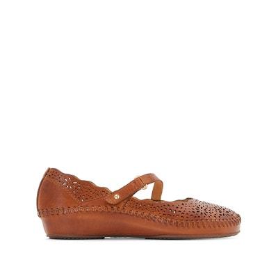 P. Vallarta 655 Leather Sandals PIKOLINOS