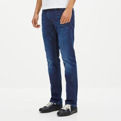 Jean straight en coton stretch GOCODY15 CELIO