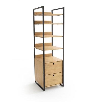 Module dressing 2 tiroirs 4 étagères HIBA La Redoute Interieurs