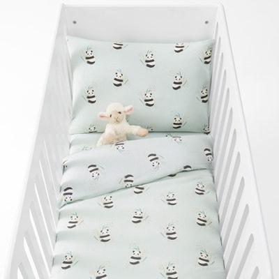 Parure per letto bébé cotone VICTOR Parure per letto bébé cotone VICTOR La Redoute Interieurs