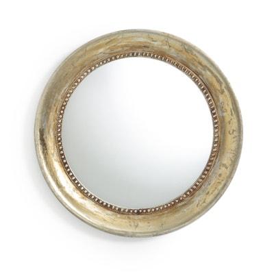 Ronde spiegel in verouderd goudkleur AFSAN Ronde spiegel in verouderd goudkleur AFSAN La Redoute Interieurs