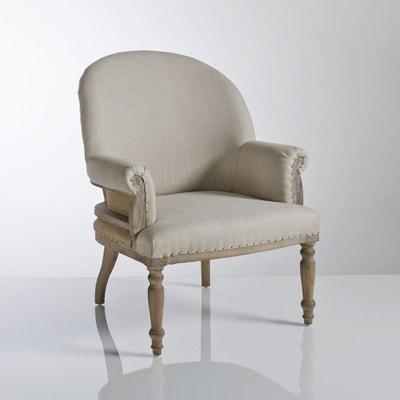 Grand fauteuil crapaud, dos brut, Nottingham Grand fauteuil crapaud, dos brut, Nottingham La Redoute Interieurs