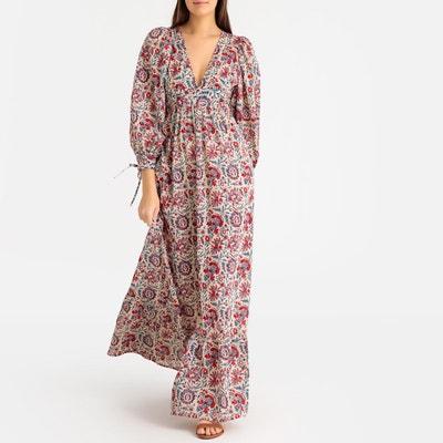 141da96b52818 Robe longue printemps en solde   La Redoute