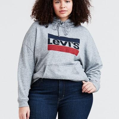 Sweater met kap LEVI'S PLUS GRAPHIC HOODIE Sweater met kap LEVI'S PLUS GRAPHIC HOODIE LEVI'S