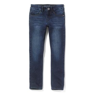 Jeans slim destroy, 3-14 anos Jeans slim destroy, 3-14 anos IKKS JUNIOR