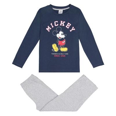Pijama 3-12 años Pijama 3-12 años MICKEY MOUSE