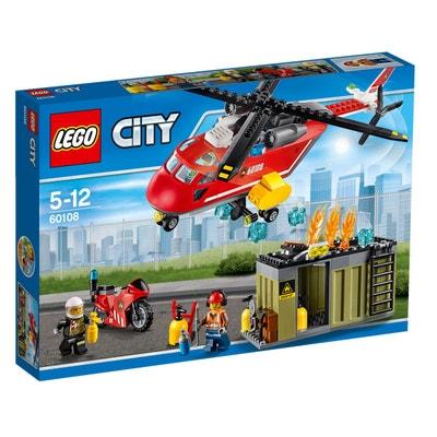 L'unité de secours des pompiers - LEG60108 LEGO