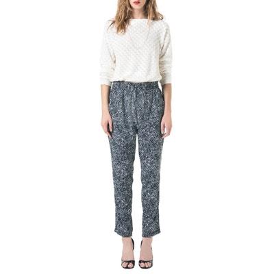 Пуловер из тонкого трикотажа с V-образным вырезом Пуловер из тонкого трикотажа с V-образным вырезом BEST MOUNTAIN