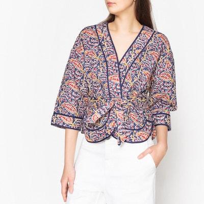 Roko Straight Cut Kimono BA&SH
