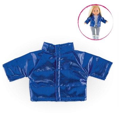 Doudoune bleue pour poupée Ma Corolle - CORFGL77 COROLLE