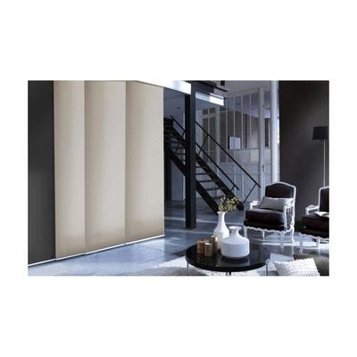 rideau salon blanc et gris la redoute. Black Bedroom Furniture Sets. Home Design Ideas
