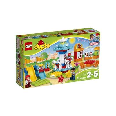 La fête foraine – 10841 La fête foraine – 10841 LEGO DUPLO BRIQUES