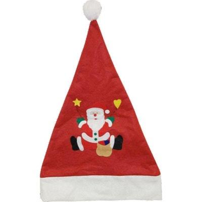Bonnet De Noel Avec Papa Noel Bonnet De Noel Avec Papa Noel RUBIE'S