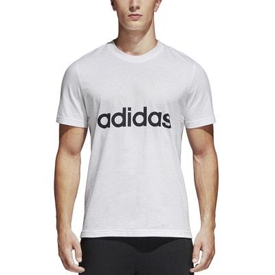 Short-Sleeved Crew Neck T-Shirt Short-Sleeved Crew Neck T-Shirt ADIDAS PERFORMANCE