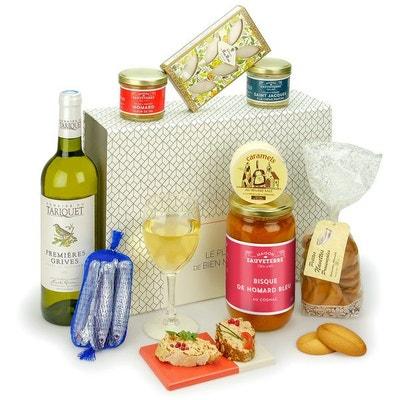 Coffret cadeau Escale Gourmande - Coffret cadeau gastronomique Coffret cadeau Escale Gourmande - Coffret cadeau gastronomique BIEN MANGER