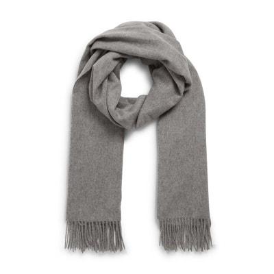 Echarpe en laine et cachemire MONOPRIX