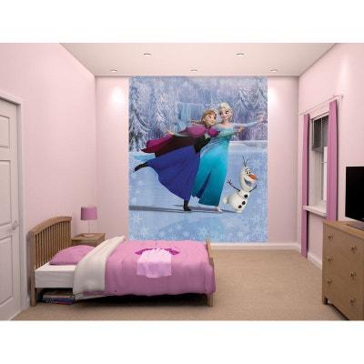 Papier peint Patinage La Reine des Neiges Disney Walltastic 203X244 CM Papier peint Patinage La Reine des Neiges Disney Walltastic 203X244 CM WALLTASTIC