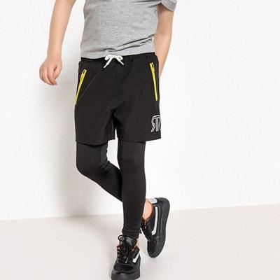 Ensemble short + legging sport 3-12 ans La Redoute Collections