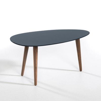 Table basse laqué/noyer L70 cm, Flashback Table basse laqué/noyer L70 cm, Flashback AM.PM