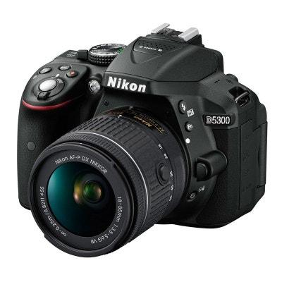 Appareil photo Reflex NIKON D5300 + AF-P 18-55 VR Appareil photo Reflex NIKON D5300 + AF-P 18-55 VR NIKON