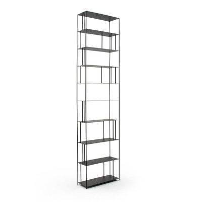 Bibliothèque métal H320 cm, Parallel XXL AM.PM