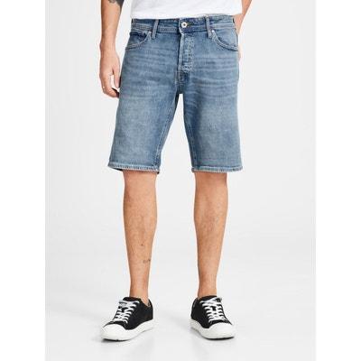 Shorts en jean RICK ORIGINAL AM 702 STS Shorts en jean RICK ORIGINAL AM 702  STS. Soldes. JACK   JONES 751f1ddb4922