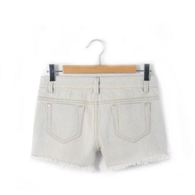 Shorts sfilacciati 10-16 anni La Redoute Collections