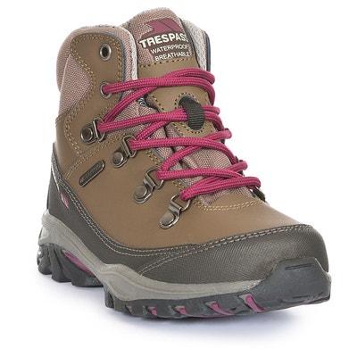GLEBE II - chaussures bottes randonnée- enfant TRESPASS