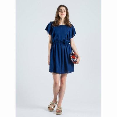 Vestido Azul Dress COMPANIA FANTASTICA