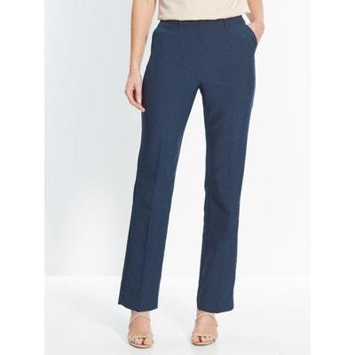 Pantalon uni, petite stature CHARMANCE