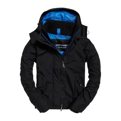 Short Hooded Windcheater Jacket Short Hooded Windcheater Jacket SUPERDRY