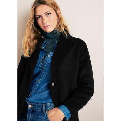 040464ea7fa19 Manteau fait main en laine Manteau fait main en laine VIOLETA BY MANGO