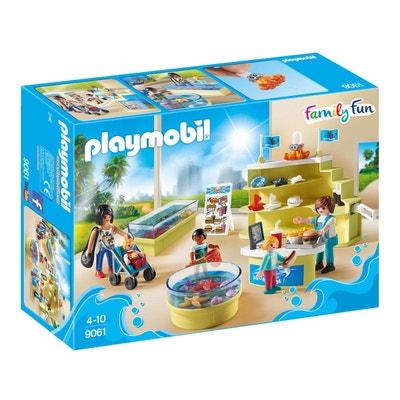 Boutique de l'aquarium 9061 PLAYMOBIL