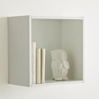 Mensola cubo a 1 spazio, Mayeul La Redoute Interieurs