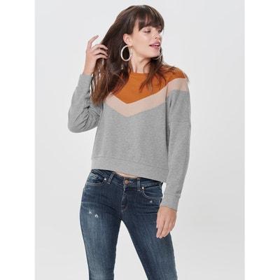 Sweater met ronde hals Sweater met ronde hals ONLY