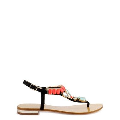 Hania Leather Sandals Hania Leather Sandals COSMOPARIS