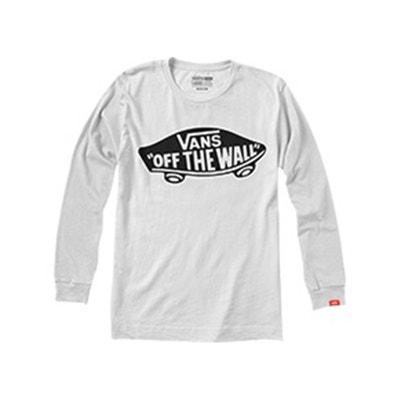 Unifarbenes Shirt mit Rundhalsausschnitt Unifarbenes Shirt mit Rundhalsausschnitt VANS