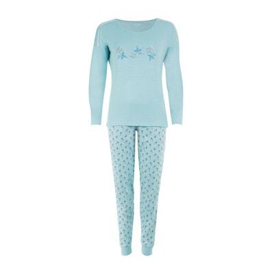 Pyjama long femme   Secret de Beauté Pyjama long femme   Secret de Beauté ATHENA