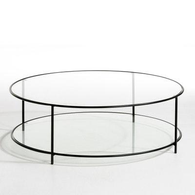 Table basse ronde verre trempé, Sybil Table basse ronde verre trempé, Sybil AM.PM.