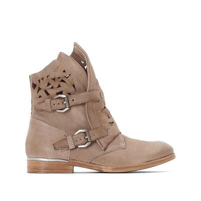 Boots, bottines femme en solde   La Redoute 4532c0d27069